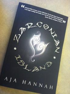 Cover of Zarconian Island by Aja Hannah